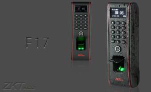 F17 access control reader
