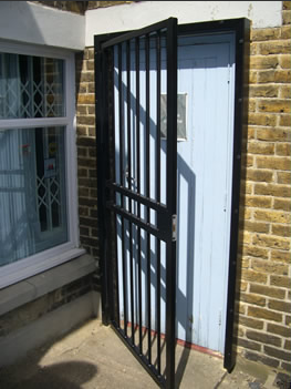 Lovely Door Security Gates 90 About Remodel Home Design