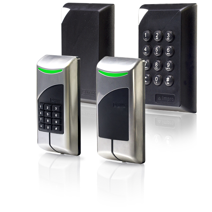 Impro Access Control System Technology For Residential