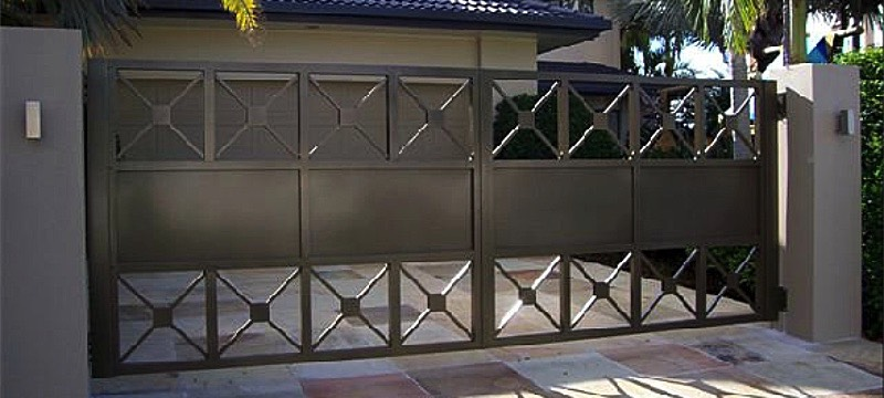 Custom Automatic Sliding Gate Opener Gold Coast Avs Security