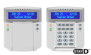 Paradox alarm systems