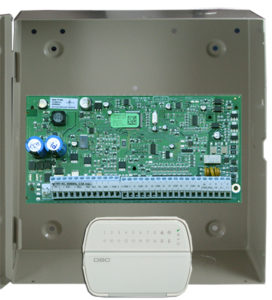 DSC Alarm System Control Panel